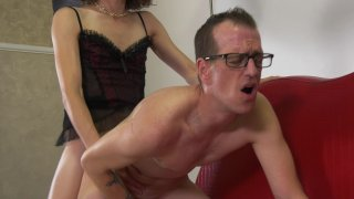 Streaming porn video still #9 from T.S. Hookers 3
