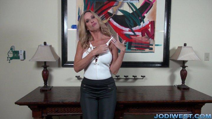 Jodi West - Masturbation Instruction